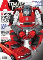 Transformer Windcharger AQ by Reysdf