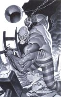 Absorbing Man by ChristopherStevens