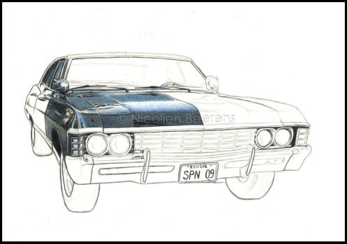 Mrs Dean Winchester - WIP by Cataclysm-X