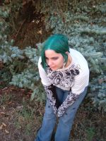 Gotta Have Green Hair 01 by Empy-Stock