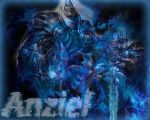 Wrath of the Lich king by Anziel