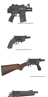 Just some 0.6 handguns VII by Robbe25