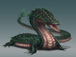 Basilisk by giantwood