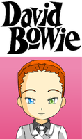 David Bowie by JackHammer86