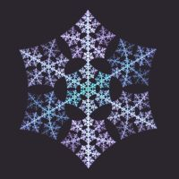 unpolar snowflake by rsidwell
