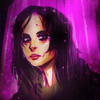 Jessica Jones by rubendevela