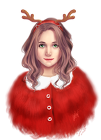 Christmas 2014 by WiskyLittle