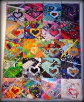 AWDH quilt complete 10-5-2013 by wiccanwitchiepoo