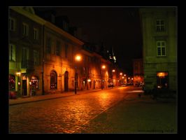 The Old Town by fiamen
