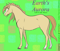 Earth's Aurora by Arletxx