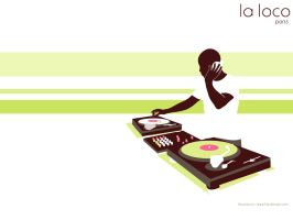 La Loco Wallpaper 2 by misscam-ftw