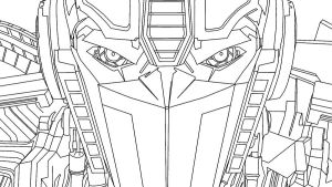 Optimus Prime Sketch by StreepPrime