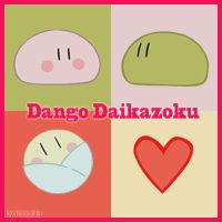 Dango avater by Lone-Moony