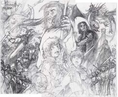 Lord of the Rings by Magilla-da-Killah