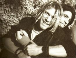 Kurt And Dave. by n0morewordS