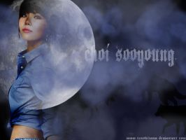 Snsd-Choi Sooyoung-She Wolf-DV by TenshiTama
