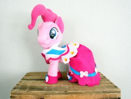 Pinkie Pie Galloping Gala Plush Costume by PinkiePirates
