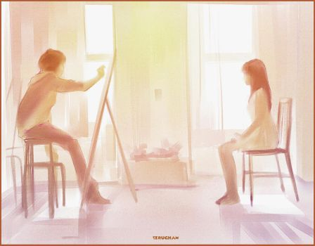 soft Sunlight by Teruchan