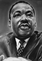 Martin Luther King jr MLK by 05slheas