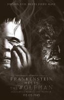 Frankenstein meets the Wolfman by 4gottenlore