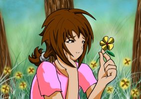 The Flower Of Airi by Jeyco