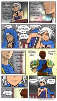 Garen's Girls 11 - On Broken Wings by chazzpineda