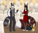 Formal party by Coyrin