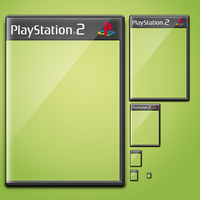 PS2 Cover Icon by alistair221