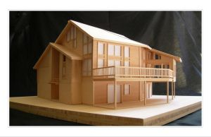 Architectural Model by CLAYMOR