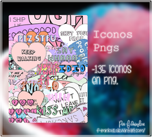Pack de pngs. {F-IminLove} by F-Iminlove