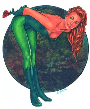 Poison Ivy by ssava
