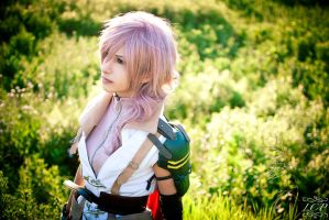 FFXIII - Lightning 3 by LiquidCocaine-Photos