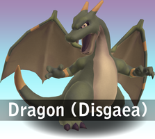 Charizard - Disgaea Dragon by JARV69