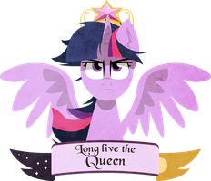 Long Live the Queen by Zvn