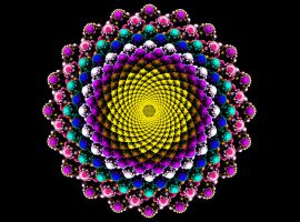 Sacred Geometry by Xenodreaming