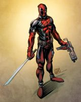 Deadpool by Ryan Lord by RyanLord