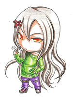 Commission- Chibi Yue by Darboe