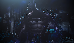 Batman by RawrT-Rex