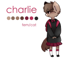 / Charlie ref by cat-hoodies