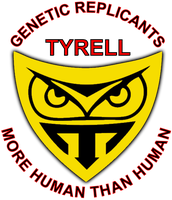 Tyrell Corporation Insignia by viperaviator