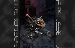Appleseed Widescreen by Shogi