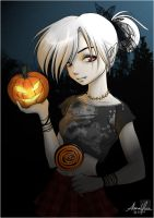 happy halloweem by weem