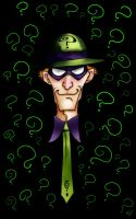 The Riddler by ZlayerOne
