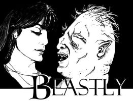 Beastly: Actors Are Never Ugly by mysterycycle
