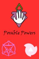 Possible Powers Cover by FantasyCrest