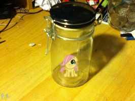 Filly Flutter in a Jar by Faulty-Roze
