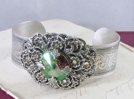 Sweet Dreams Cuff by DesireeMorte