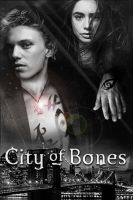 City Of Bones Poster by Martange