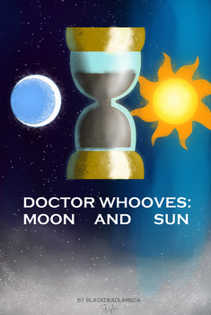 Doctor Whooves: Moon and Sun / Cover by BlackDeadLambda