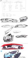 Fast Attack - First Sketchs by Vincent-Montreuil